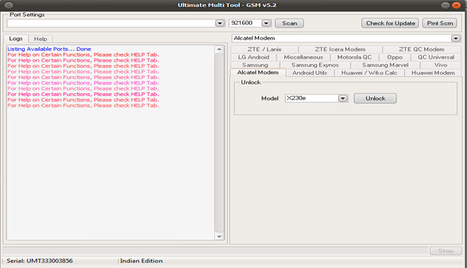 UMT box installation | complete setup | Operating