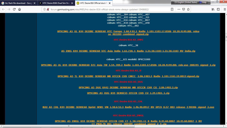 Htc Flash File